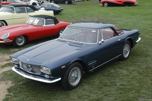 1962 Allemano Maserati 5000 GT l