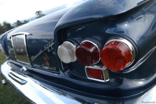 1962 Allemano Maserati 5000 GT m