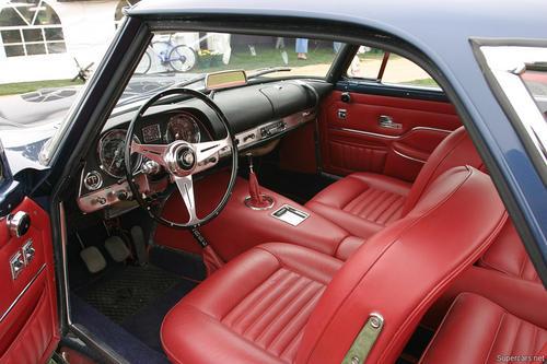 1962 Allemano Maserati 5000 GT n