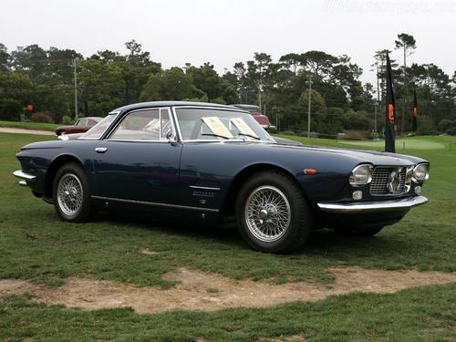 1962 Allemano Maserati 5000 GT o