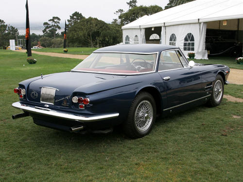 1962 Allemano Maserati 5000 GT q