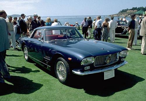 1962 Allemano Maserati 5000 GT u