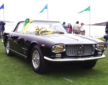 1962 Allemano Maserati 5000 GT v
