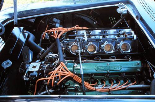 1962 Allemano Maserati 5000 GT w
