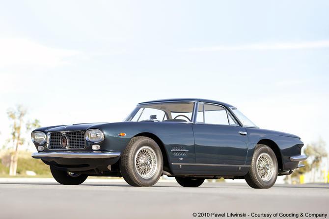 1962 Maserati 5000GT Allemano 01