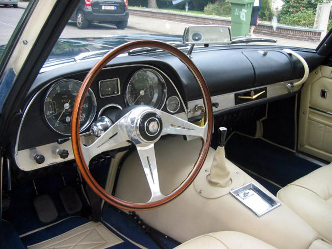 1962 Allemano Maserati 5000 GT zd