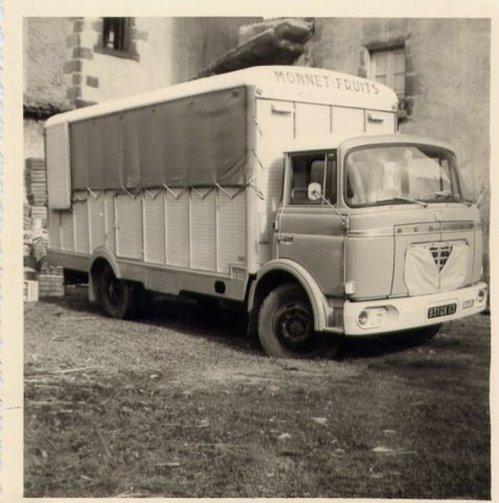 1962 Berliet Camions