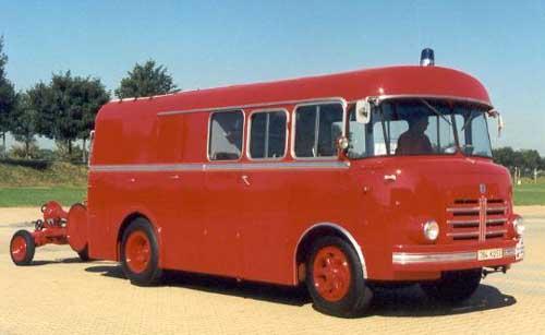 1962 Berliet GLCK 10R