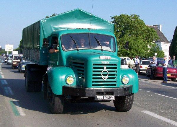 1962 BERLIET GLR 8 M2