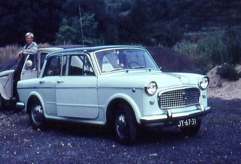 1962 FIAT 1100  JT-67-31