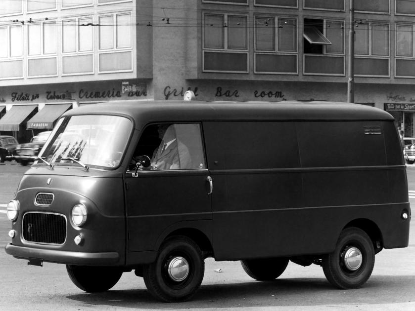 1962 Fiat 1100 T