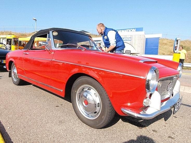 1962 Fiat 1200 Pineforina