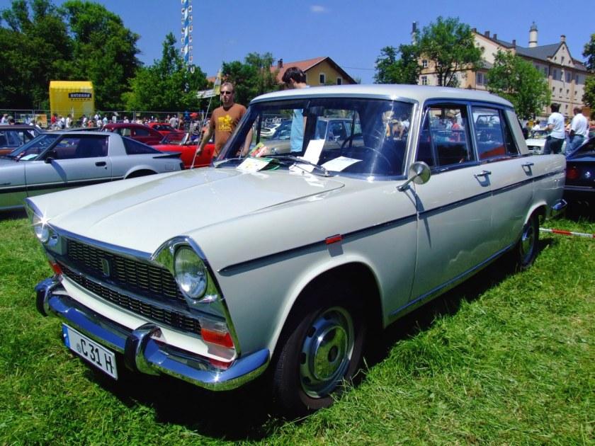 1962 Fiat 1500L 63PS