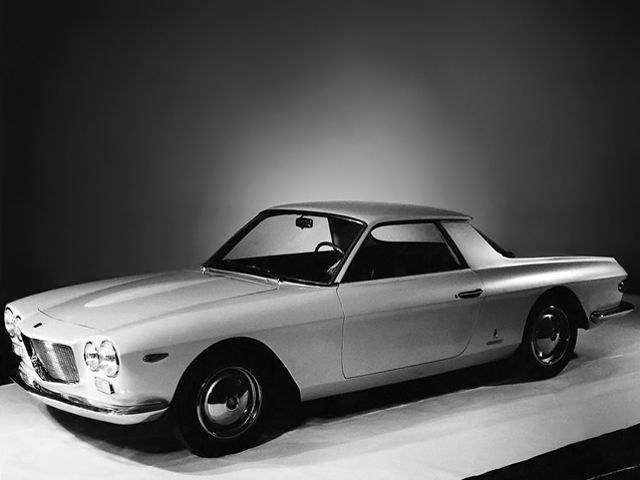 1962 Fiat 2300 Coupe Speciale