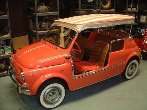 1962 Fiat 500 Jolly