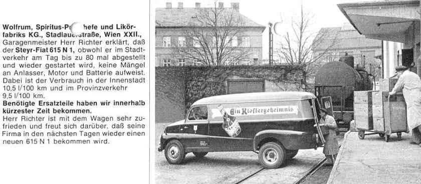 1962 Fiat 615