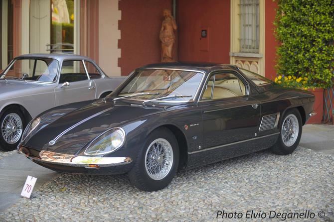 1963 Allemano ATS 2500 GT a