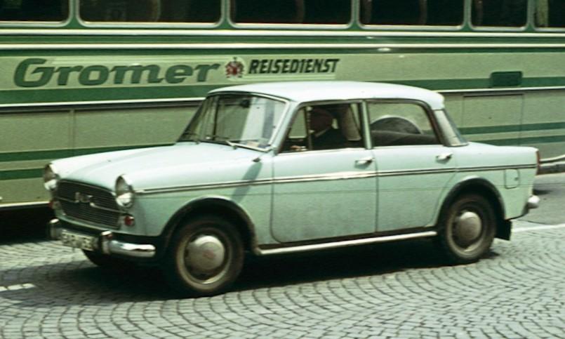 1963 Fiat 1100D
