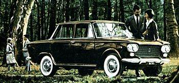 1963 fiat 1300 1500
