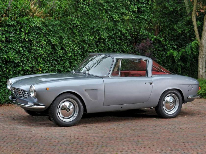 1963 Fiat 1600S O.S.C.A. Fissore Coupé