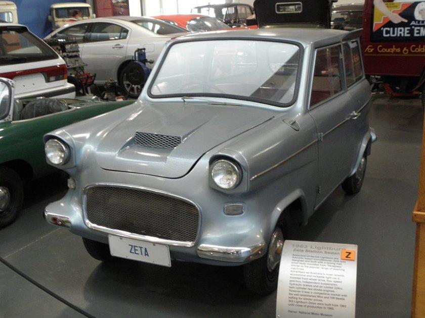 1963 Lightburn-Zeta-Sedan