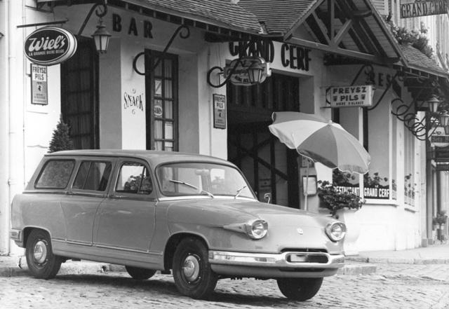 1963 Panhard 17B Break