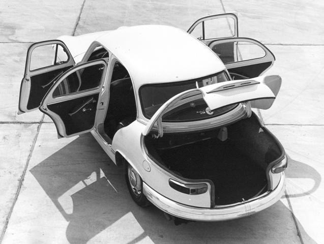 1963 Panhard 17B