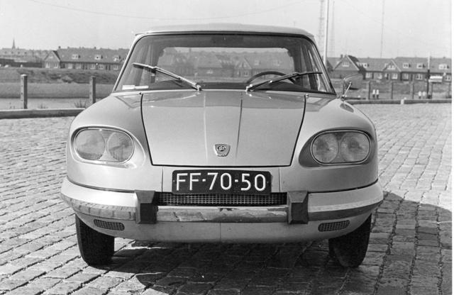 1963 Panhard 24CT(NL)