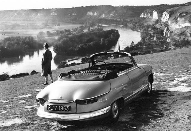 1963 Panhard PL17 L8