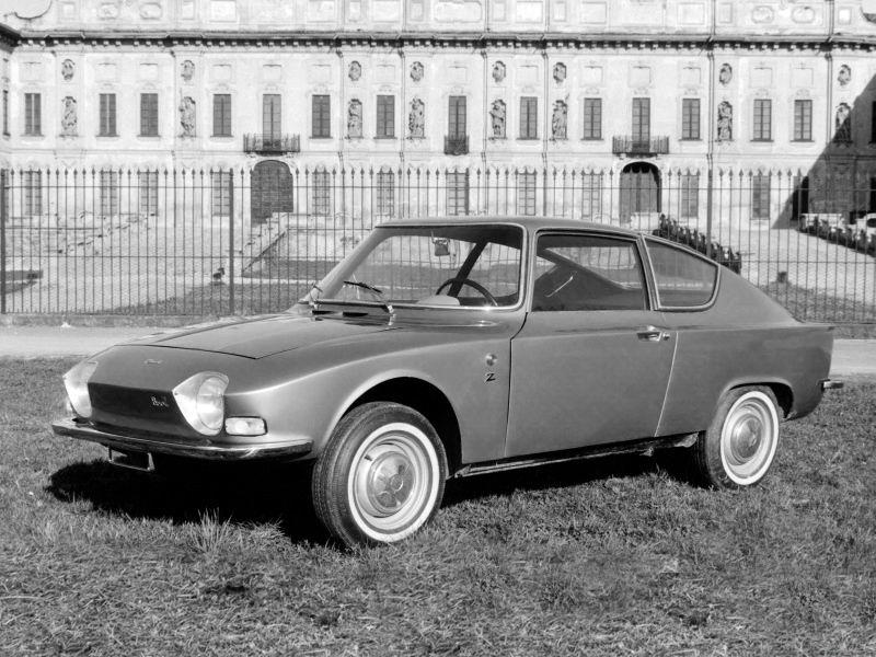 1964-65 Fiat 850Z Coupe