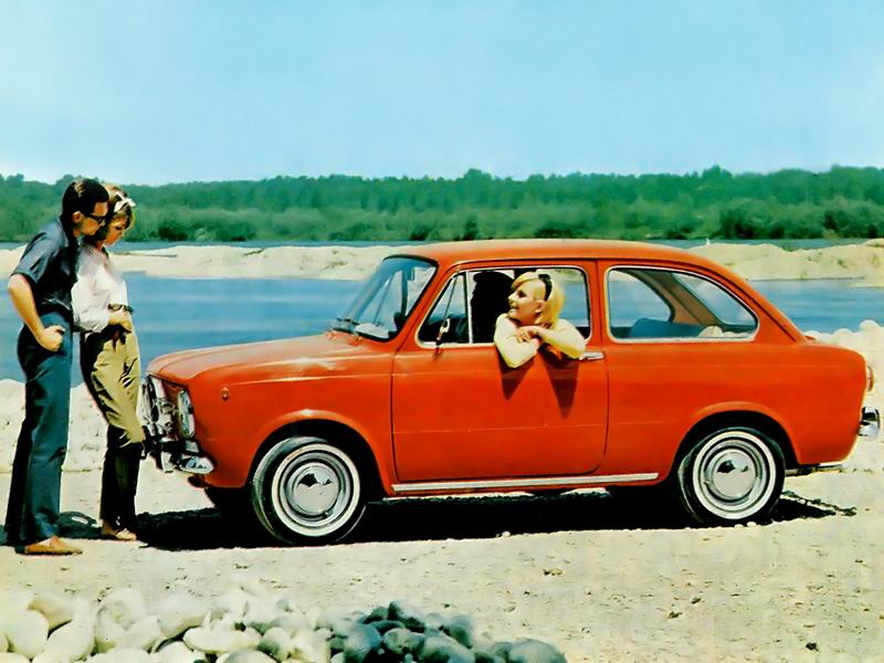 1964-68 Fiat 850