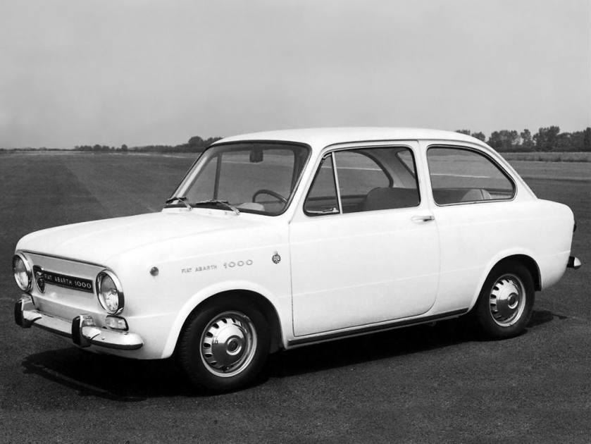 1964-68 Fiat Abarth OT 1000