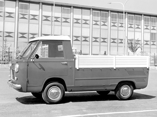 1964-70 Fiat 600 T
