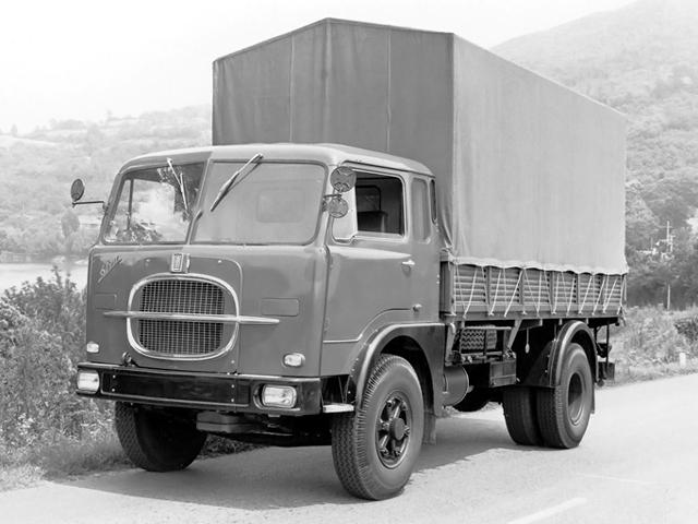 1964-70 Fiat 619 N