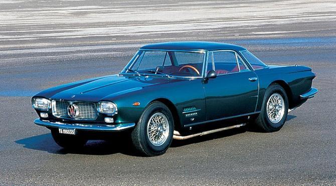 1964 Allemano Maserati 5000 GT c