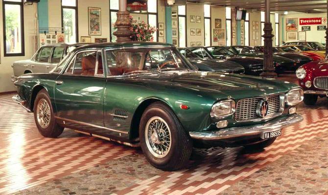 1964 Allemano Maserati 5000 GT d