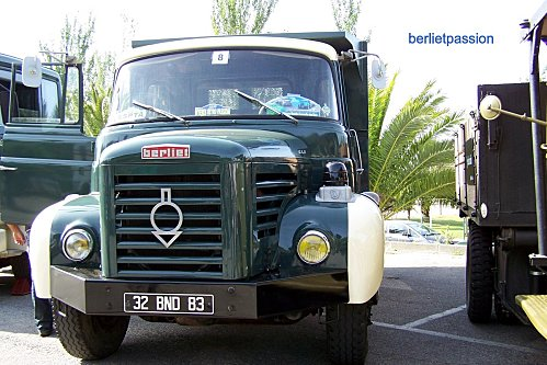 1964 Berliet GLR 8M3 de Jean-Pierre BEVERAGGI de Hyères
