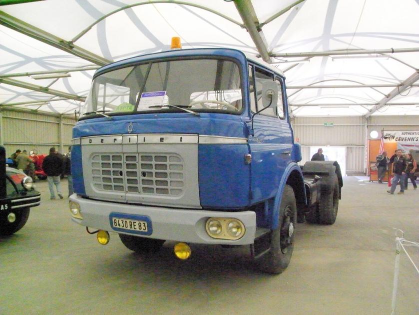 1964 Berliet TRK 10 (1964)