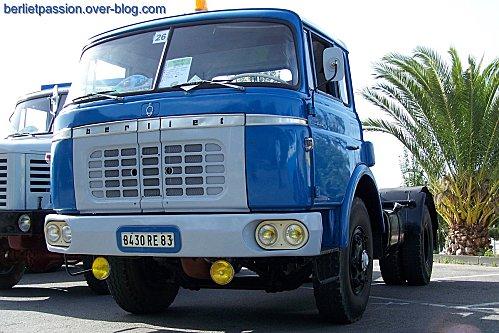 1964 BERLIET TRK 10 de Marc ROGERO 180 cv