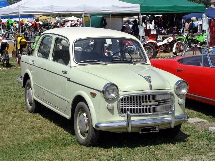1964 Fiat 1100 Familiare