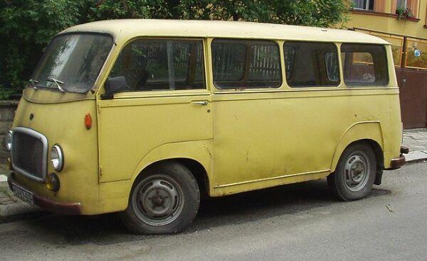 1964 Fiat 110T  IMV 1000