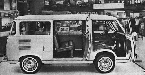 1964 fiat 850 turyn