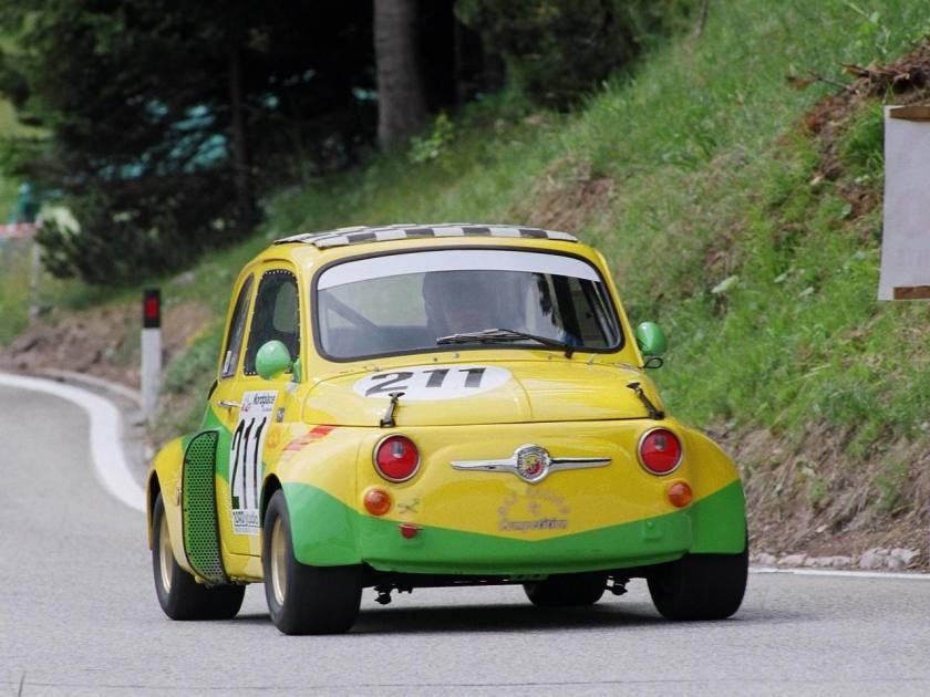 1964 Fiat Abarth 2000