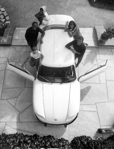 1964 Panhard 24