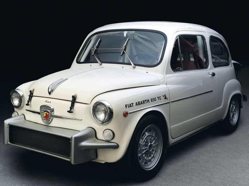 1965-66 Fiat Abarth 850 TC Corsa