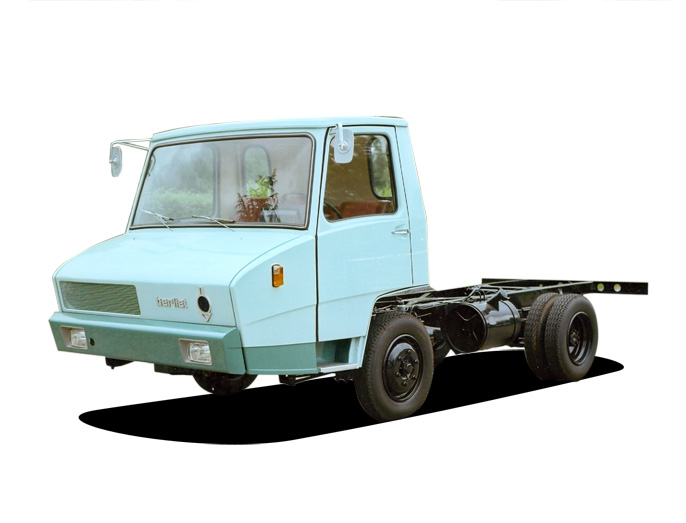 1965 Berliet-Stradair-RS-612-1965-Chassis-cabine-21142