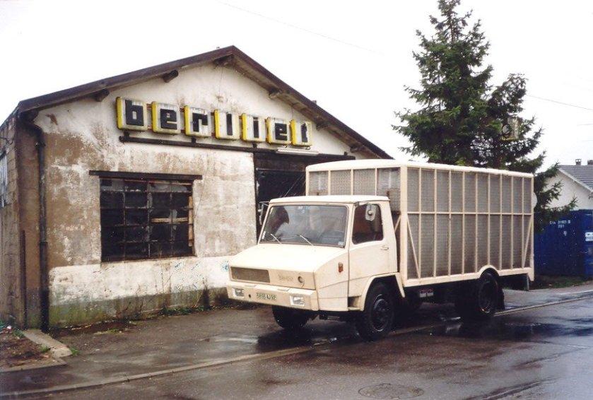 1965 Berliet Stradair