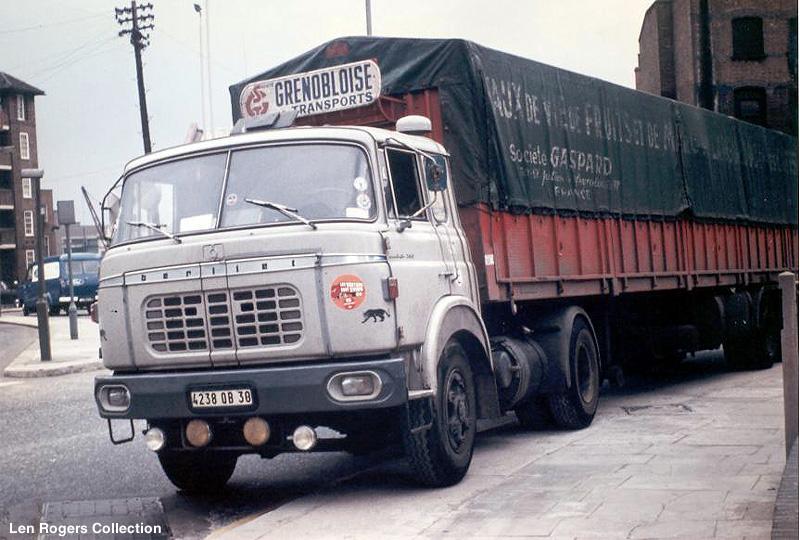 1965 Berliet TR 244