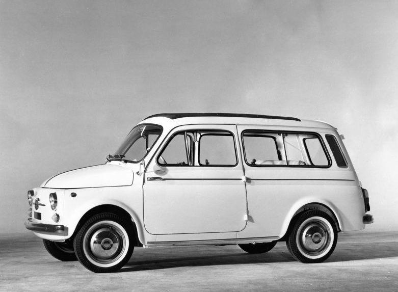 1965 Fiat 500 Giardiniera
