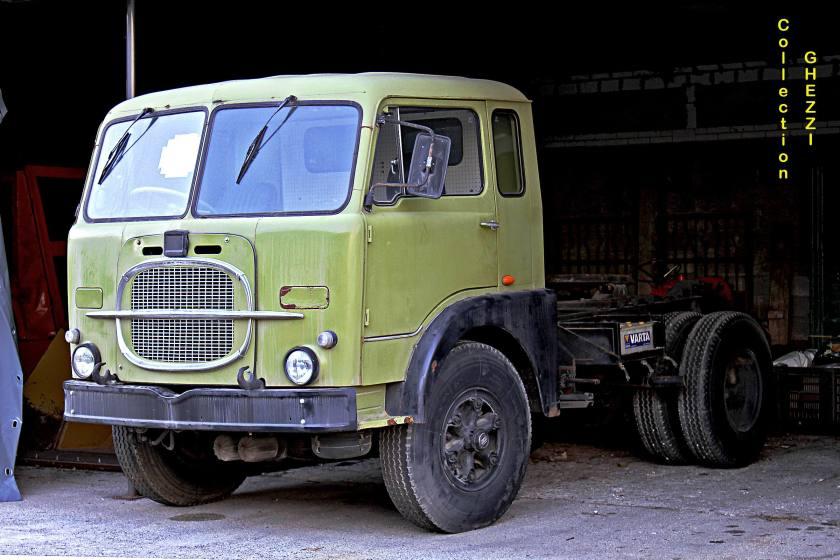 1965 FIAT 682 T4